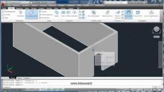 preview picture of video 'Corso Autocad 3D - Barletta | Lezione d'esempio Autocad 3D | Ecdl Cad 3D'