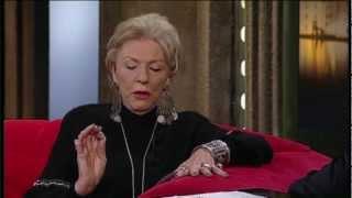 1. Kristina Colloredo Mansfeld -  Show Jana Krause 7. 12. 2012