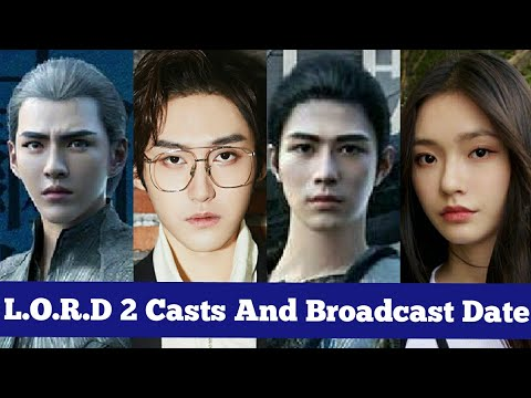 L.O.R.D 2: LEGEND OF  RAVAGING DYNASTIES 2    ALL CASTS WHO PLAY AS THE ANIMATED ROLES   