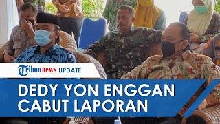 Ingin Kuak Fakta, Dedy Yon Enggan Cabut Laporan terhadap Wakilnya Meski Hubungan Membaik