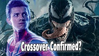 Venom Movie Crossover with Tom Holland Spider-Man Explained