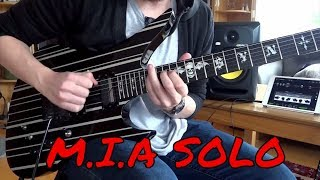 M.I.A. SOLO