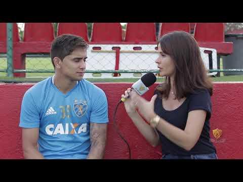 TV Sport bate um papo com Everton Felipe  2018