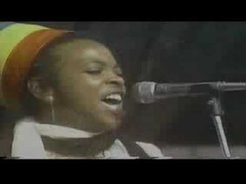 Black Uhuru live