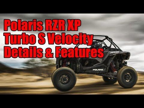 2019 Polaris RZR XP Turbo S Velocity in Monroe, Washington - Video 1