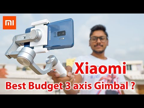 Xiaomi Budget 3 axis Gimbal for Your Phone…