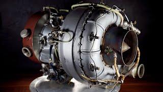 Этим запускают самолетный двигатель ВСУ АИ-9