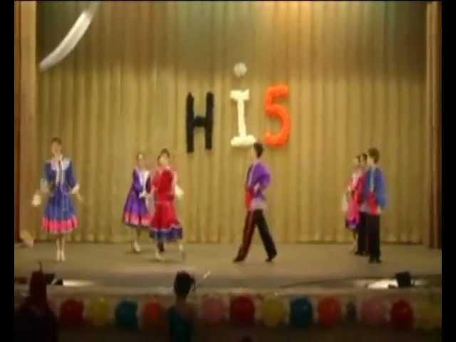 "Фестиваль HI5 (Київ)  Ансамбль ""Каштан"". Кубанські переспіви."