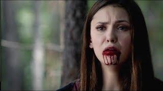 The Vampire Diaries ~ Elena Dies & Becomes A Vampire