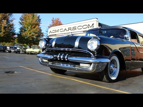 1955 Pontiac Star Chief Safari Wagon for Sale - CC-922040