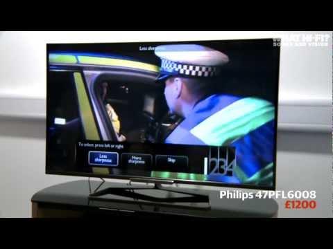 Philips 47PFL6008 unboxing -- whathifi.com