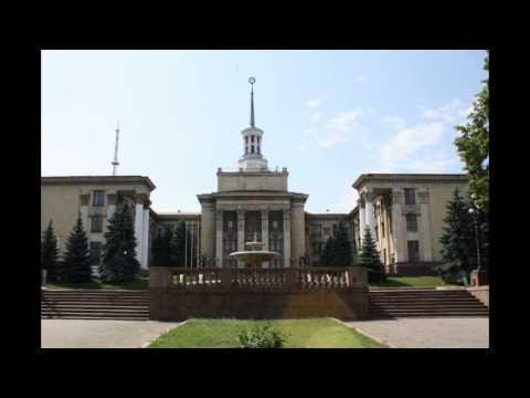 Луганск.Достопримечательности
