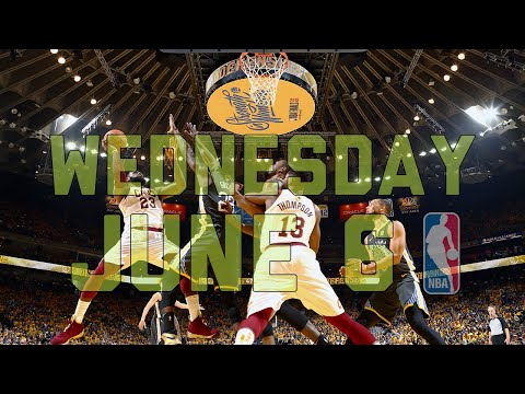 NBA Daily Show: June 6 – The Starters