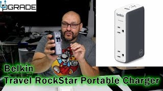 Belkin - Travel RockStar Portable Charger