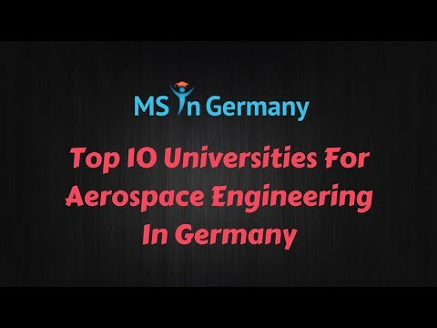 mp4 Aerospace Engineering Schools In Germany, download Aerospace Engineering Schools In Germany video klip Aerospace Engineering Schools In Germany