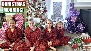 CHRISTMAS MORNING OPENING PRESENTS ENDS IN TEARS