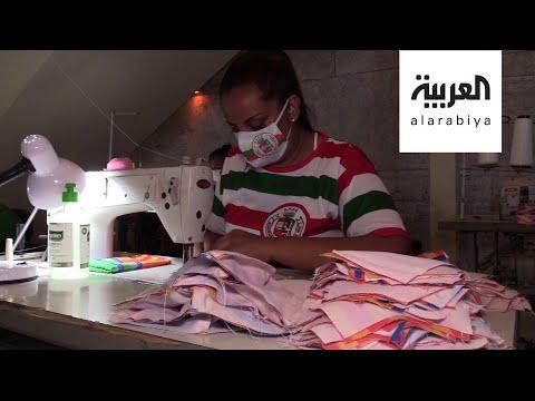 العرب اليوم - شاهد: مدارس السامبا البرازيلية في حرب مع