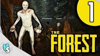 The Forest Indonesia Part 1 - Ketemu Kembarannya Sumanto HAHA!!