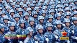 Армия Китая (видео HD, 2013)