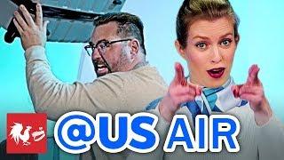World's Worst Airline   RT Shorts