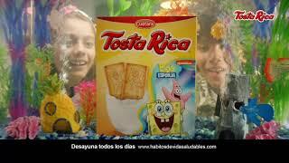 Tosta Rica Anuncio TostaRica Bob Esponja anuncio