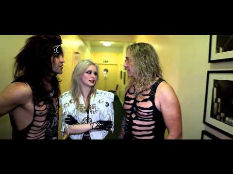 Mia Klose - Steel Panther Tour Teaser