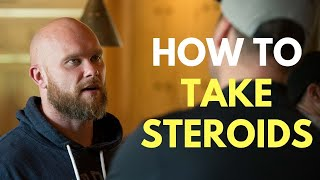 Starting Your First Steroid Cycle (Or Thinking About It) | Ben Pakulski