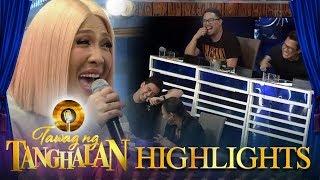 Tawag ng Tanghalan: Vice Ganda asks the hurado to impersonate Vina Morales