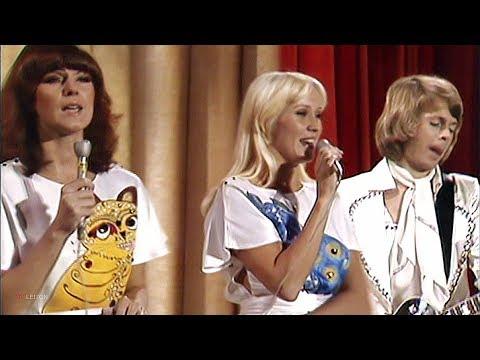 ABBA - Waterloo (Momarkedet Festival 1975) 16:9