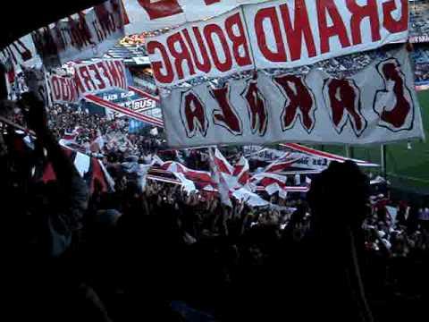 """""""River Plate- Me lo dijo una gitana"""" Barra: Los Borrachos del Tablón • Club: River Plate"""