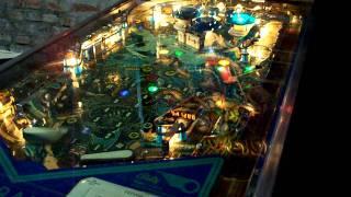 Bally Fathom Pinball Ale Playing HD Video
