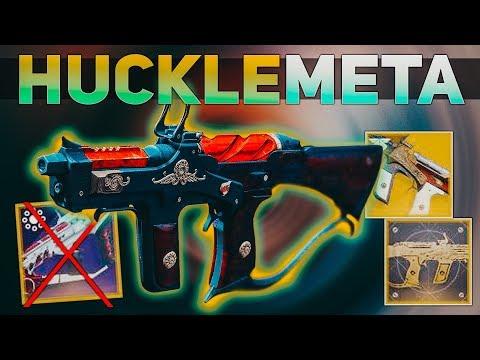 Huckleberry is getting a TON of Buffs (HuckleMETA) | Destiny 2 Shadowkeep