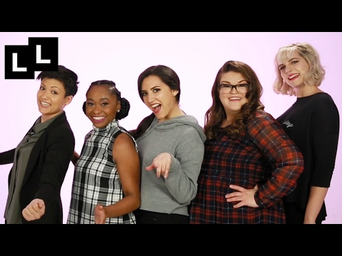 We Launched A New Channel •  Welcome To Ladylike