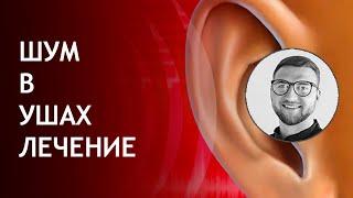 шум в ушах лечение