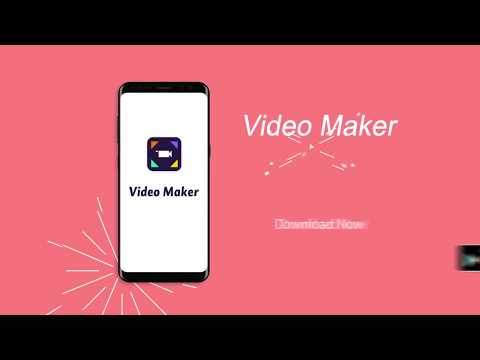 Vídeo do Video Maker: Editor de Vídeo com Fotos e Música