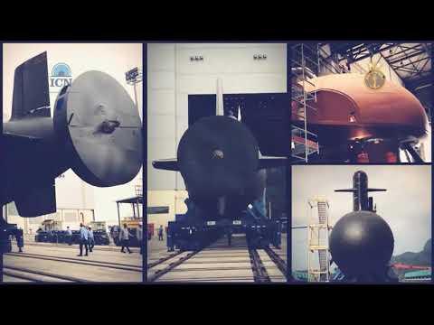 Avanza la construcción del submarino S42 Tonelero de la Armada de Brasil