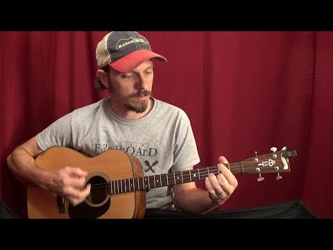 Some G Major Chord Progressions for Tenor Guitar