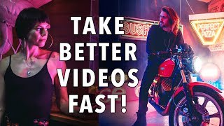 How To Shoot Better Video FAST: 6 Pro Videography Tips (Feat. Chris Hau)