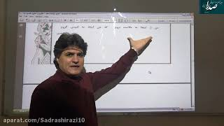 The online class of Science and Technology by Mr Nomani 10th of Azar lession 3