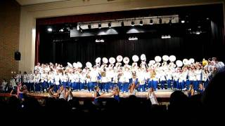 """""""We're Not Gonna Take It"""" - Hudson (Ohio) High School Swing Marching Band 2011"""