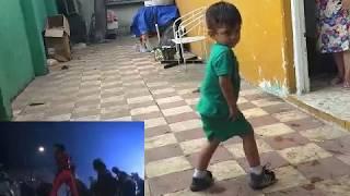 Franco El Mini - Michael Jackson Bailando Thriller