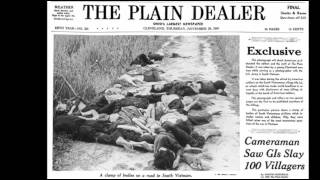 16th March 1968 My Lai Massacre Committed By US Troops