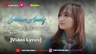 Lirik Lagu dan Chord Kunci Gitar Ilux ID ft Jihan Audy - Salahkah Inginku