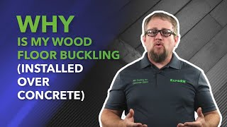 Wood Floor Buckling: What To Do & How To Prevent with Rapid RH L6