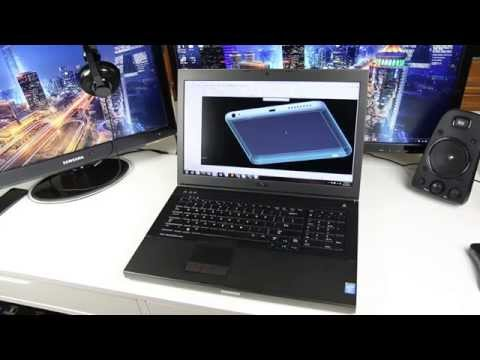 Dell precision m6800 mobile workstation review