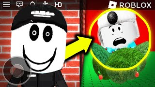 If EVIL Roblox Joins.. HIDE