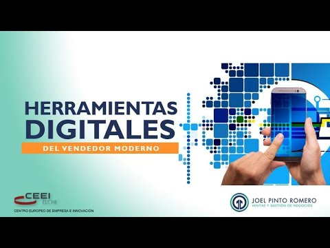 Herramientas Digitales del Vendedor Actual - Del CRM al Email marketing[;;;][;;;]