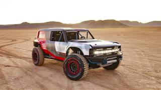 Fuel Files Fill Up   New Ford Bronco Leaks!
