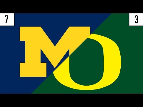 7 Michigan vs. 3 Oregon Prediction | Who's Got Next?