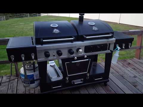 Pit Boss Memphis 4 in 1 grill 2 month update review